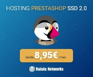 Hosting Prestashop SSD