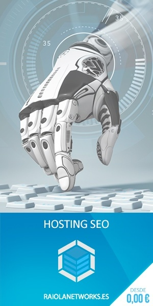 Hosting SEO en SERED