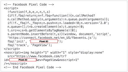 pixel-id-facebook
