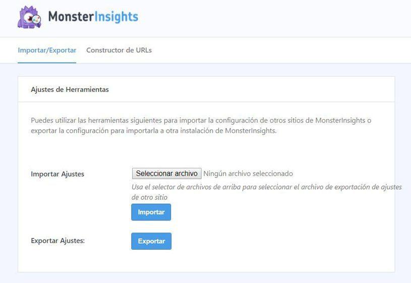 monsterinsights-herramientas