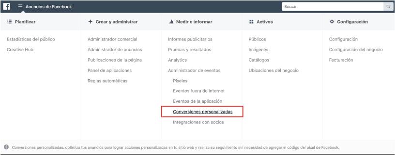 conversiones-personalizadas-facebook