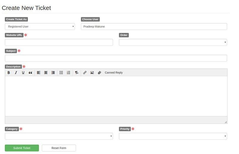 crear ticket online