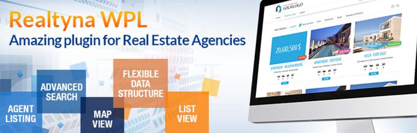 WPL Real Estate plugin inmobiliaria wordpress