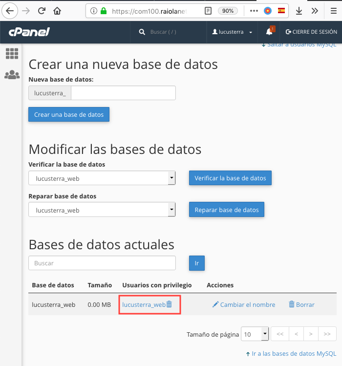 captura_cpanel_bds_usuarios