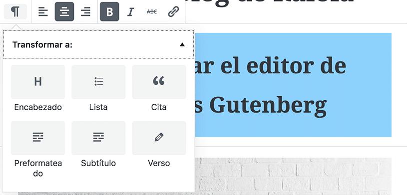 constructor wordpress gutenberg
