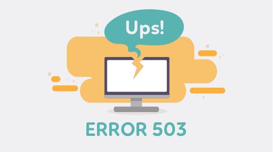 Cómo solucionar el error 503 sin volverte loco