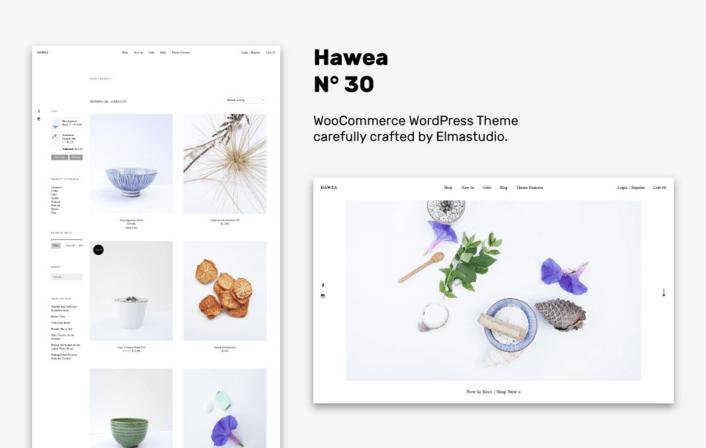 hawea-theme-woocommerce