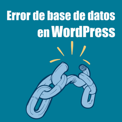 error conexion base datos wordpress