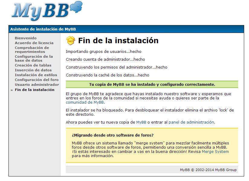 mybb hosting