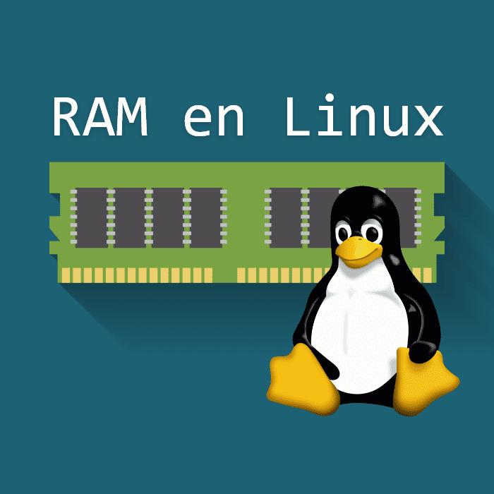 memoria ram linux