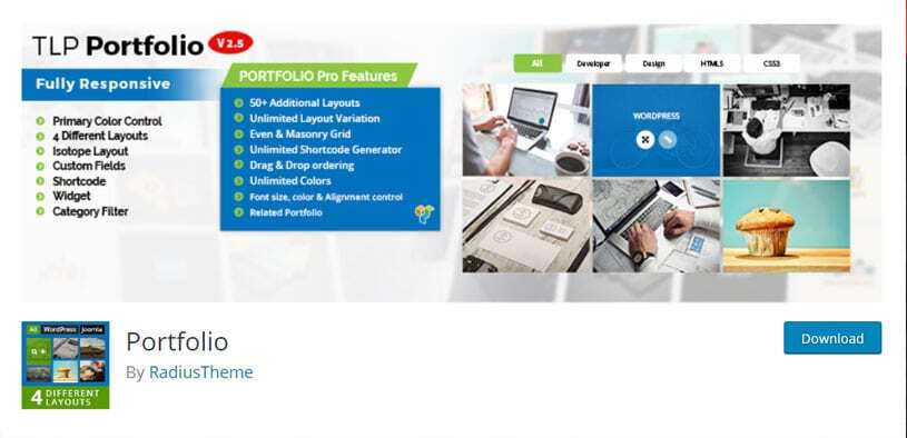 portfolio-wordpress-plugin