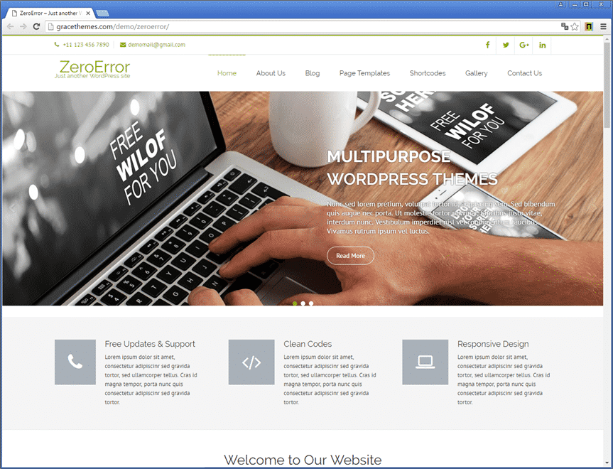 plantillas gratis wordpress