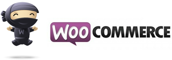 Logotipo de WooCommerce, el plugin WordPress para tiendas online