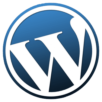 wordpress logo hosting