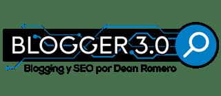 Logo de Blogger 3.0